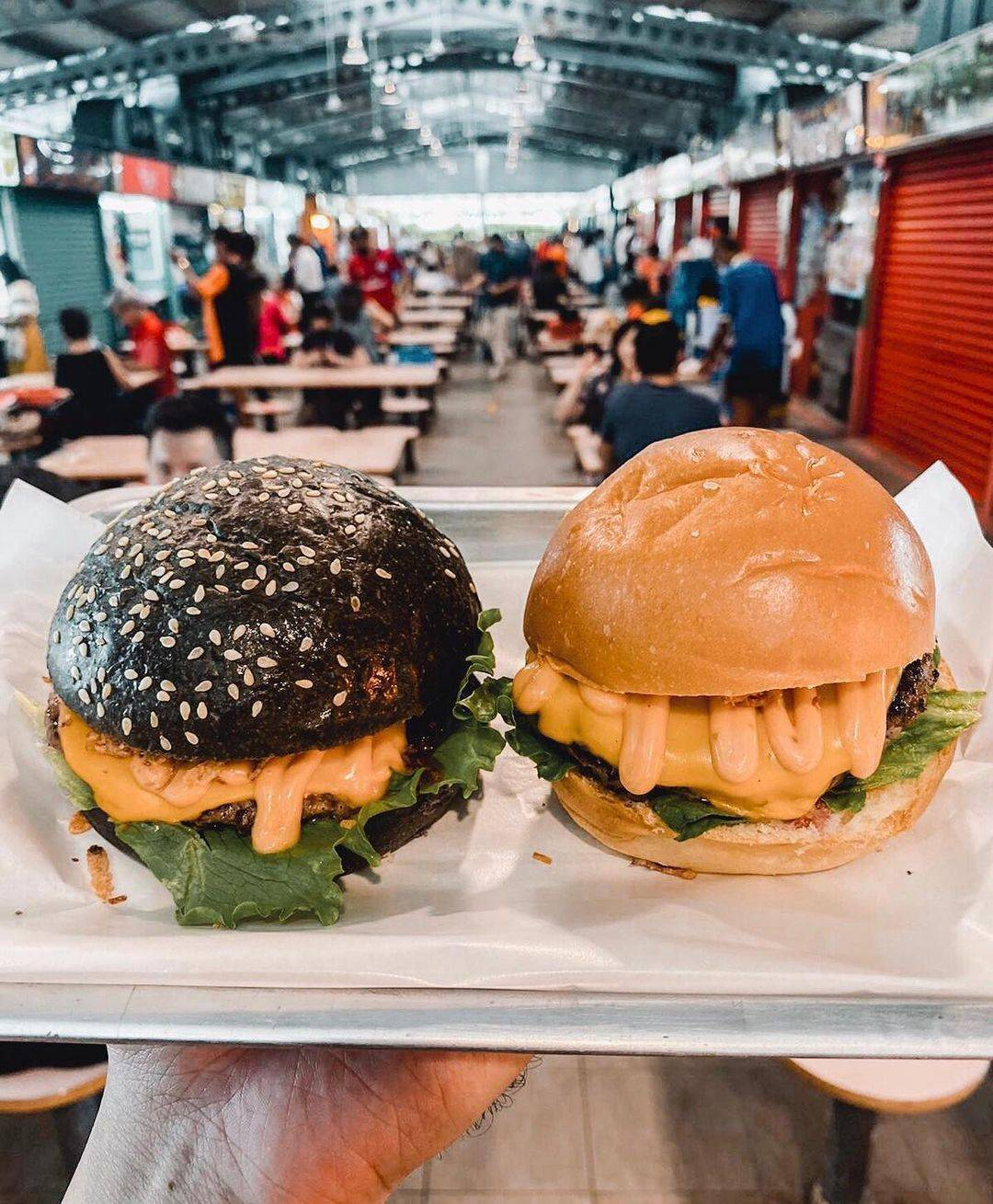 Ashes Burnnit burgers - best halal places to eat in the east