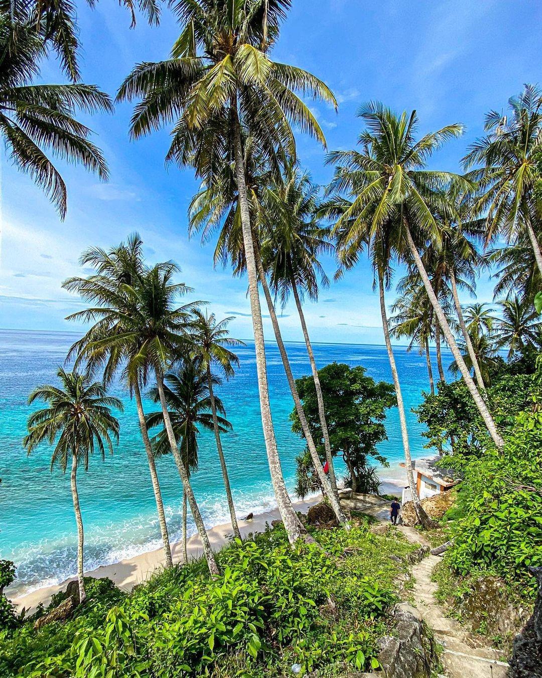 Pulau Weh Sabang Aceh Indonesia Sumur Tiga