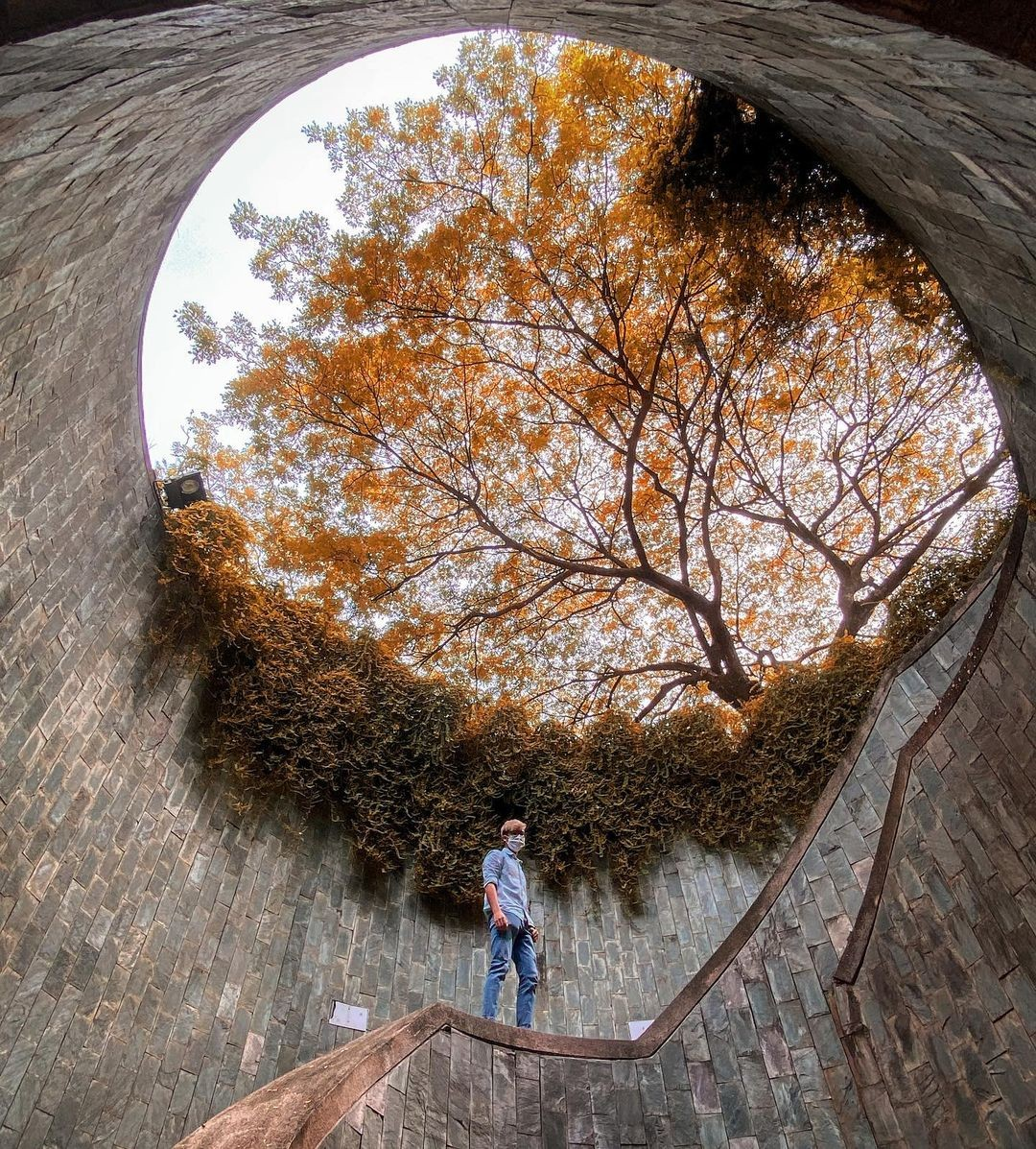 Fort Canning: photography places in Singapore
