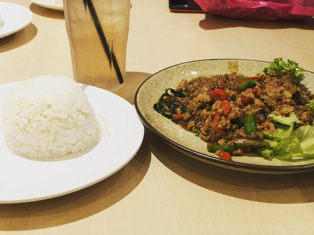 Sanook Kitchen - Best halal Thai food singapore, best halal places to eat in the east
