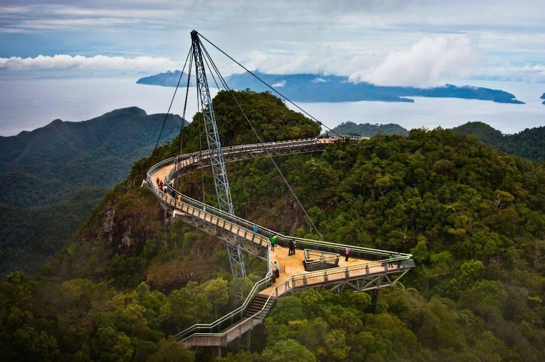 Skybridge Langkawi - where to go in kl