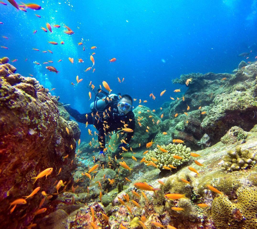 Arus Balee Pulau Weh Sabang Aceh Indonesia
