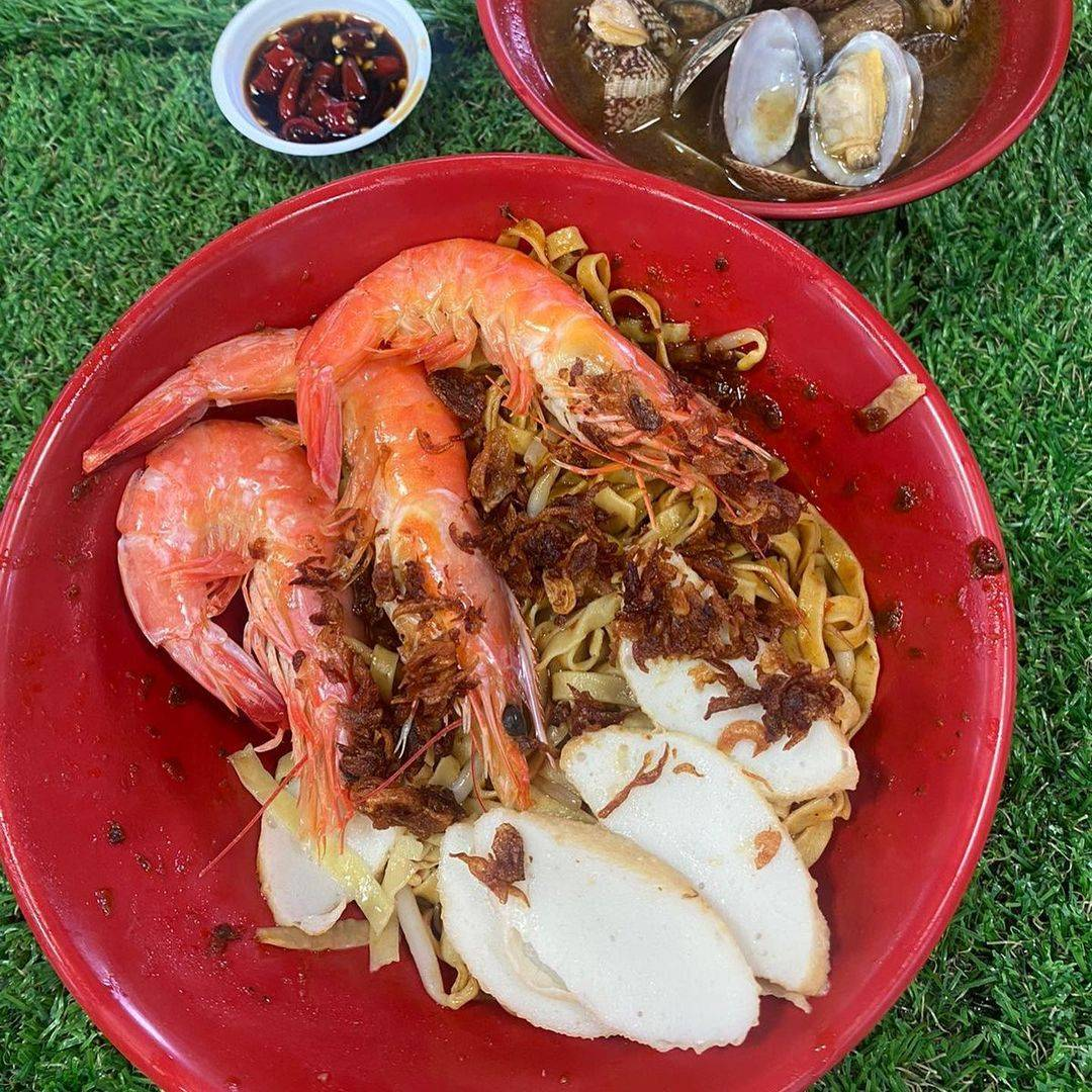 Deanna's Kitchen - best halal prawn mee in singapore halal places to eat in singapore halal places to eat in the east