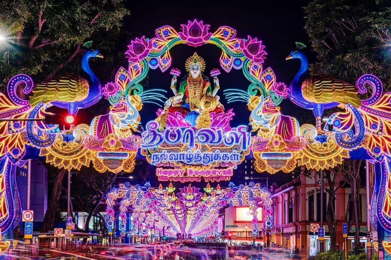 Deepavali 2020, Deepavali Singapore, Little India