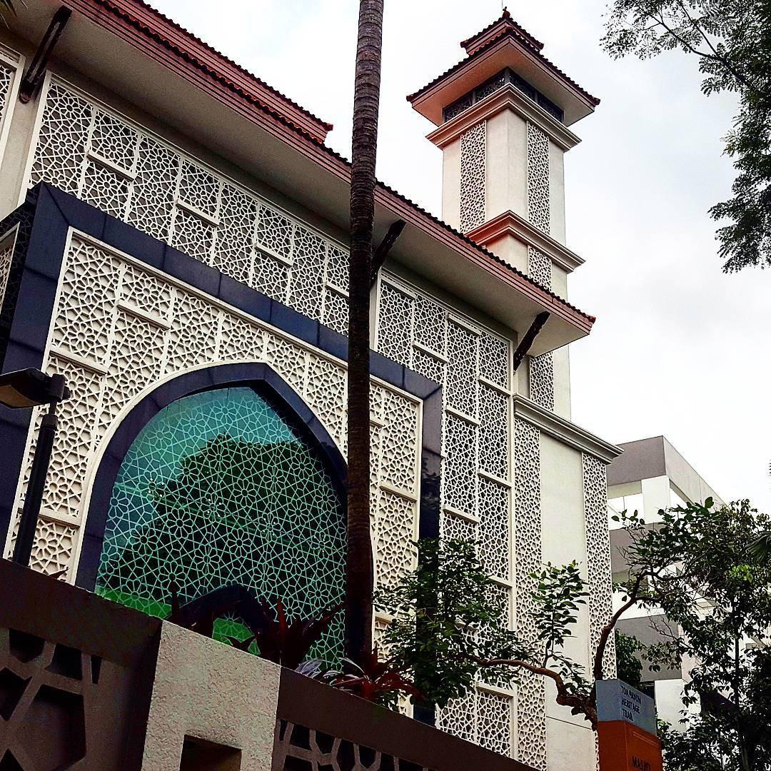 Masjid Muhajirin Toa Payoh Singapore