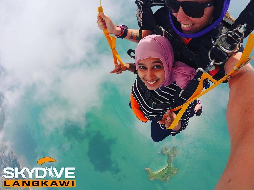 Destination: Skydive Langkawi