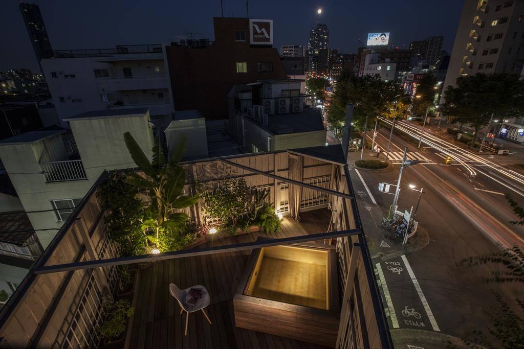 Airbnb Tokyo PDO INN Coffee