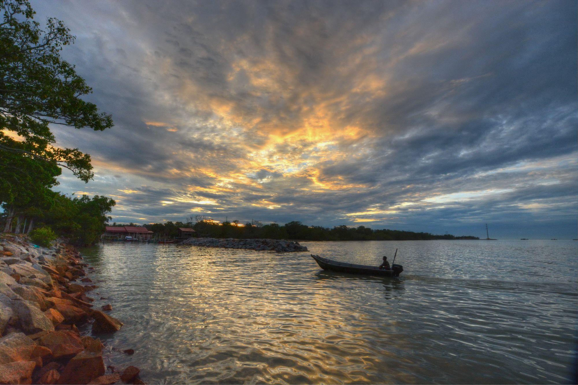 Muar Attractions - Tanjung Emas