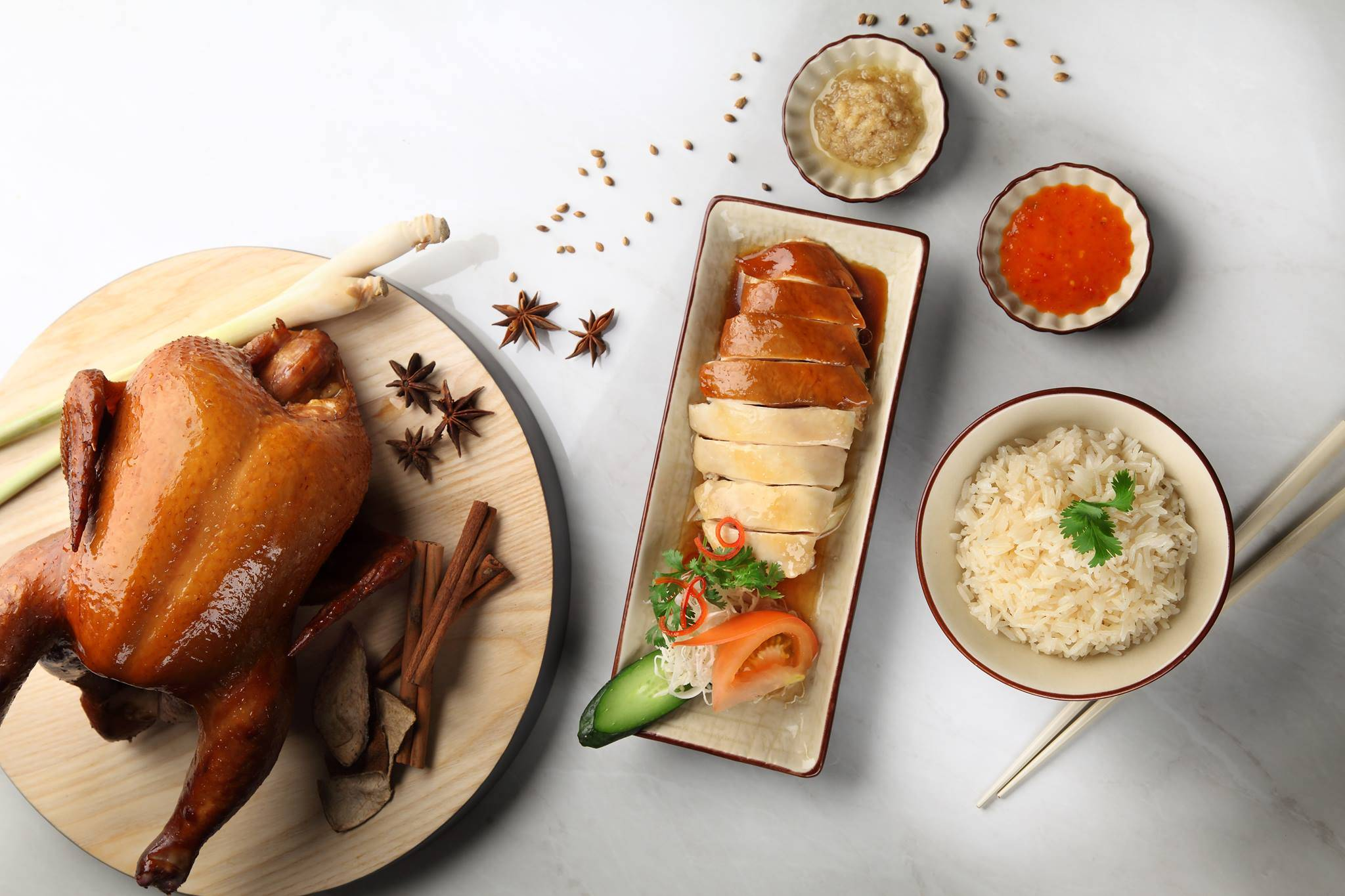 Roost Singapore Sentosa Halal Restaurant