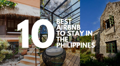 10 Best Airbnb to stay in the Philippines