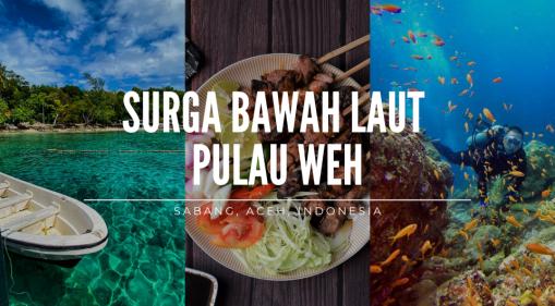 Menjelajahi Surga Bawah Laut di Pulau Weh, Sabang Aceh
