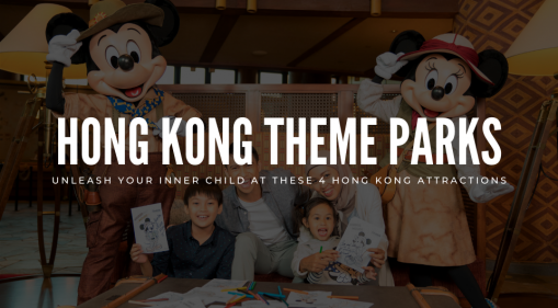 Unleash Your Inner Child At These 4 Hong Kong Attractions