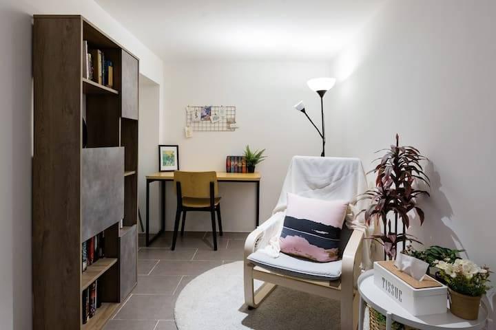 airbnb malaysia kl urban nest sleek and charming loft in central kuala lumpur