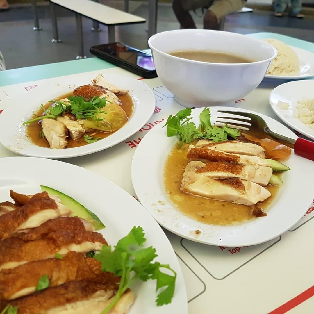 TFF Boneless Chicken Rice - best halal places to eat in bedok