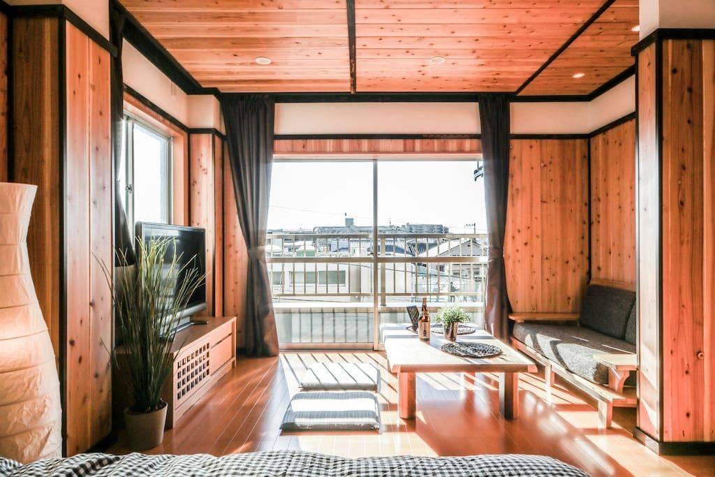 airbnb tokyo J's apartment