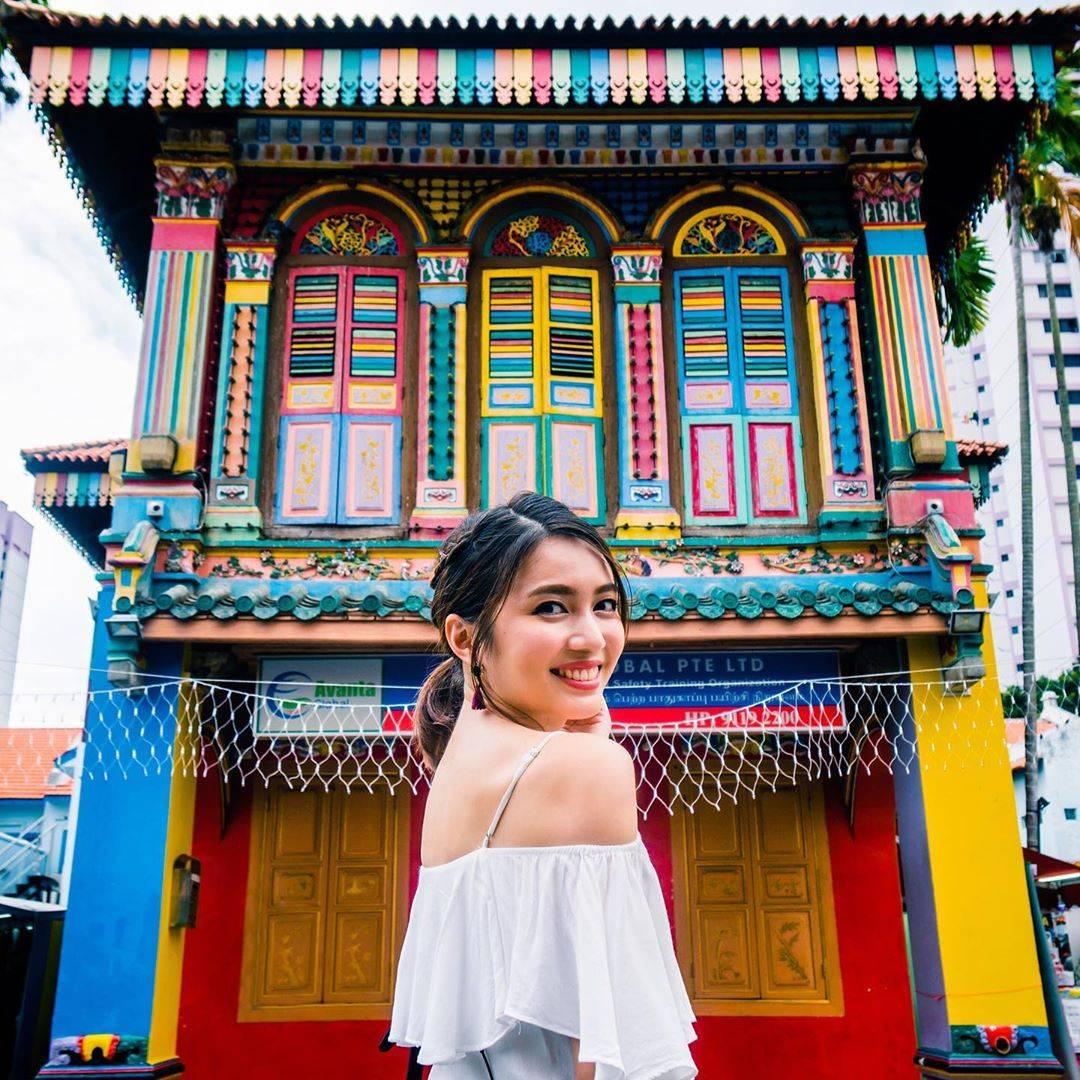 things to do in singapore: visit the Residence of Tan Teng Niah