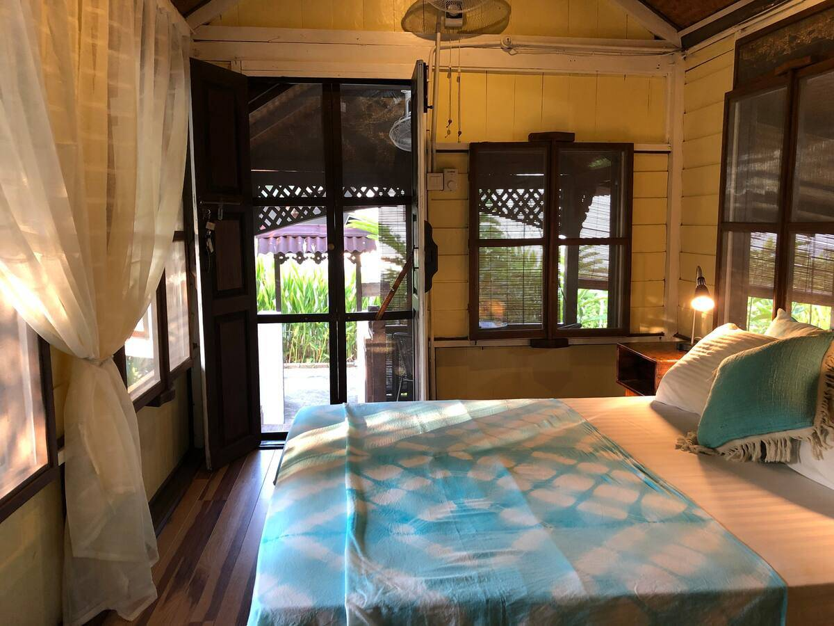 airbnb malaysia langkawi teratak 1 malay farmers' hut