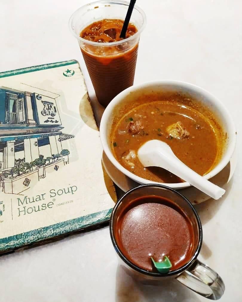 Muar Food - Muar Soup House