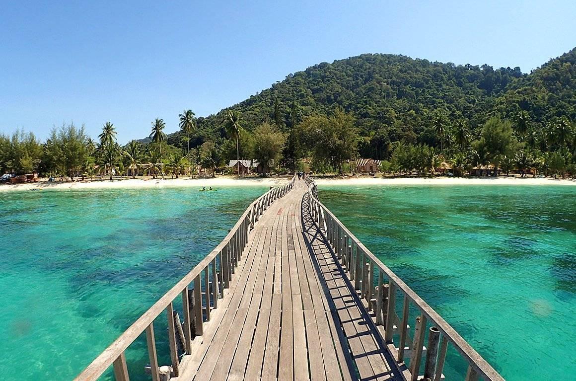 Pulau Besar Mersing Johor Bahru