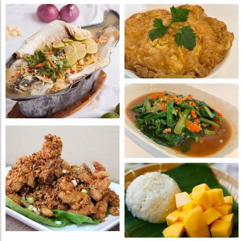 MBK Thai Tampines Singapore Halal Thai Food