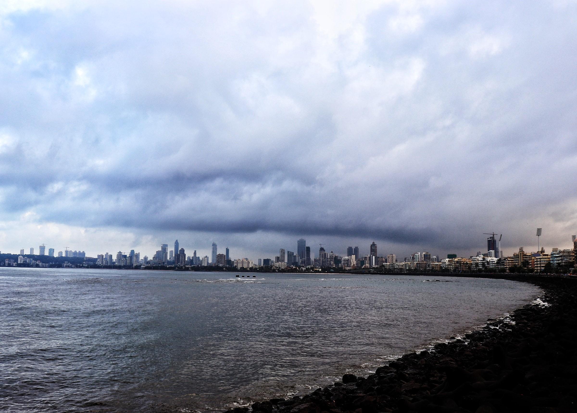 Seashore Mumbai India