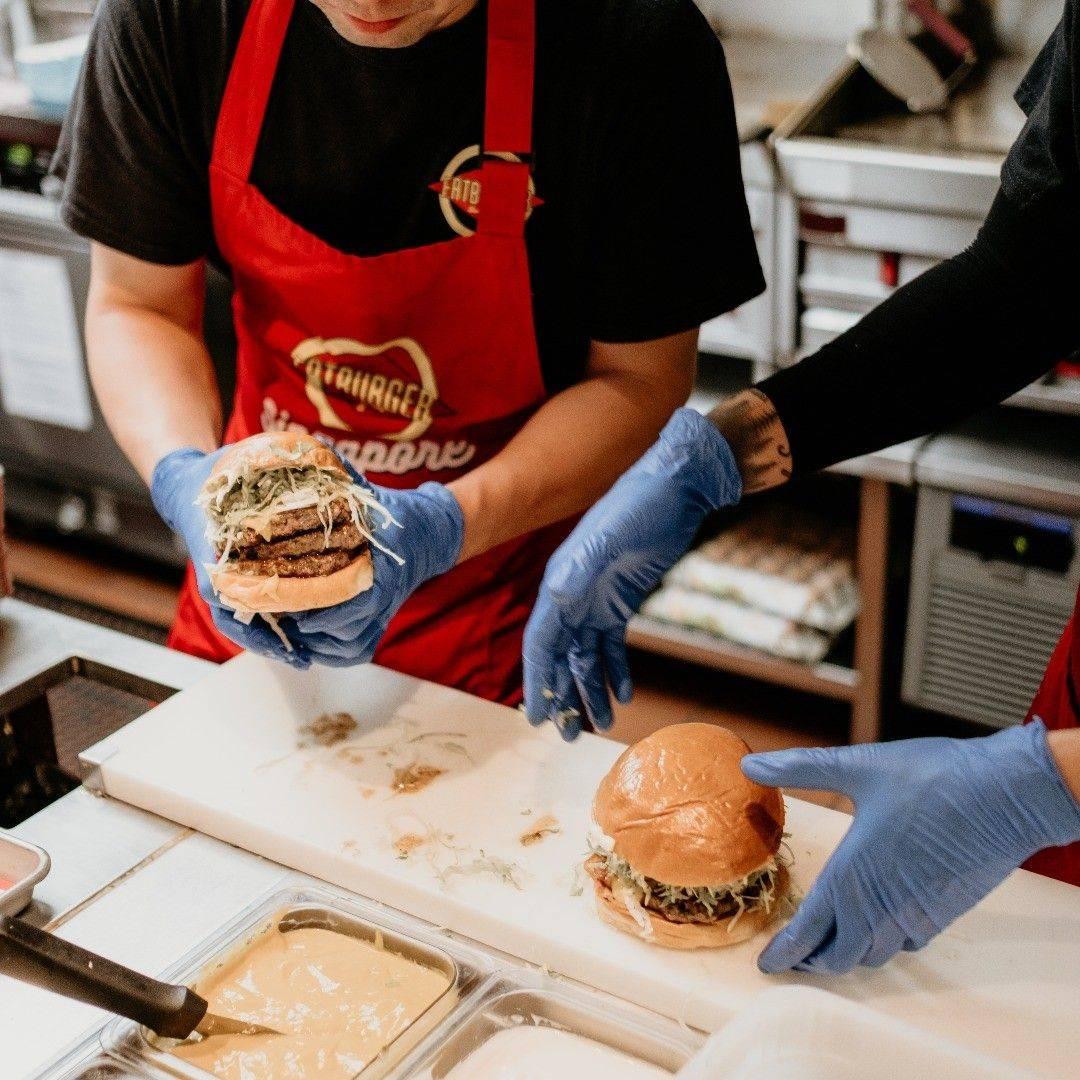 Fatburgers Cineleisure Orchard Flagship store