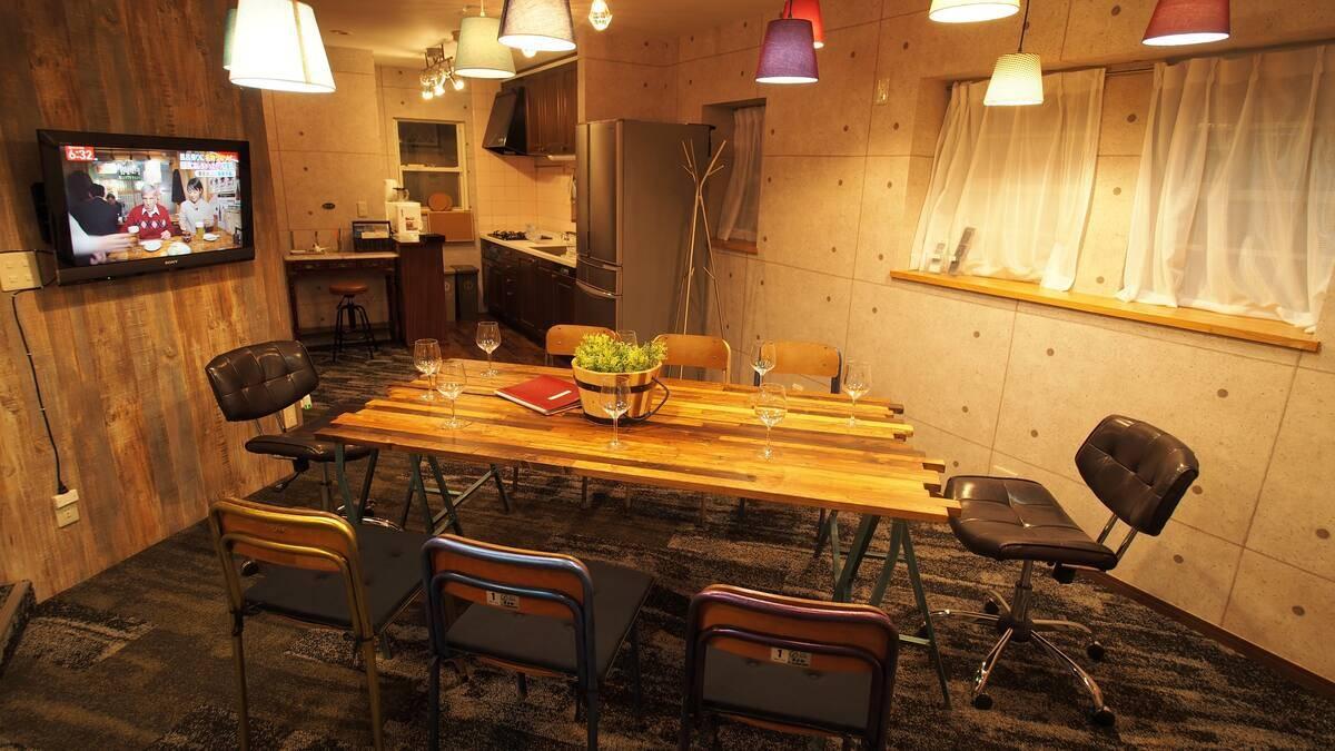 airbnb tokyo JR Shinjuku Studio House