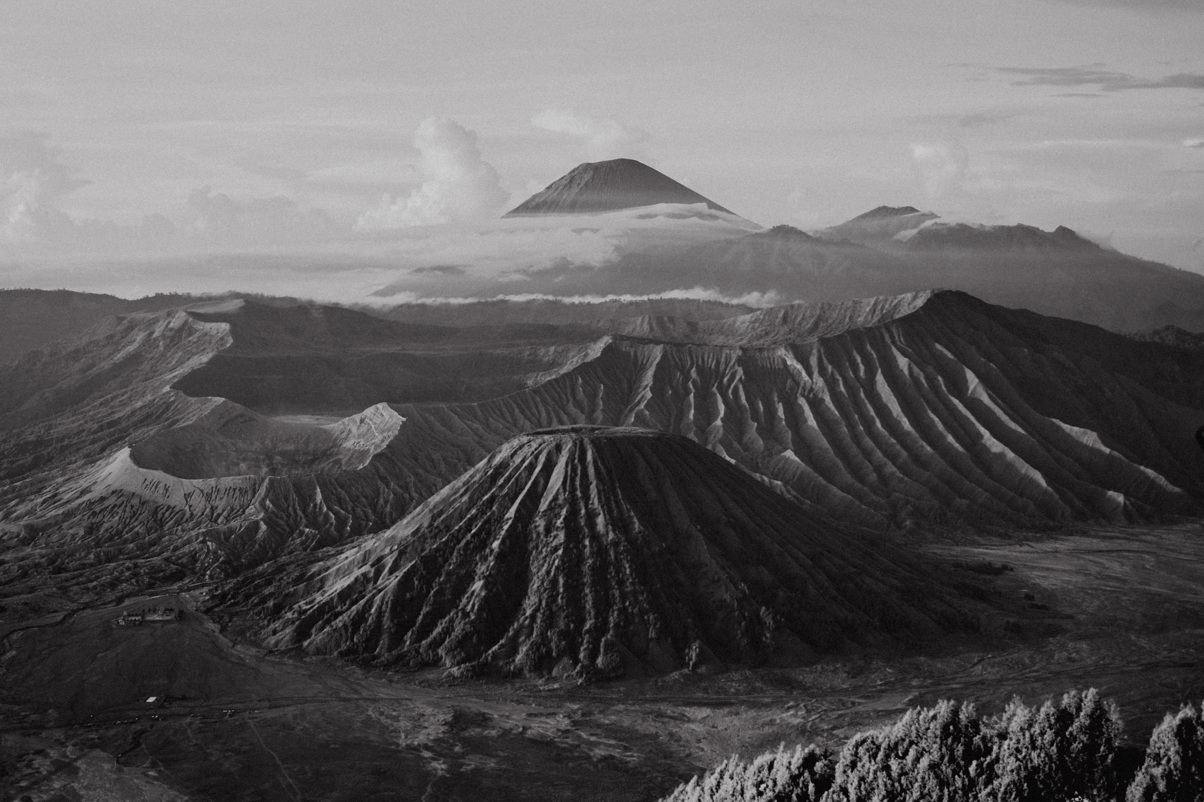 Gunung Bromo Indonesia