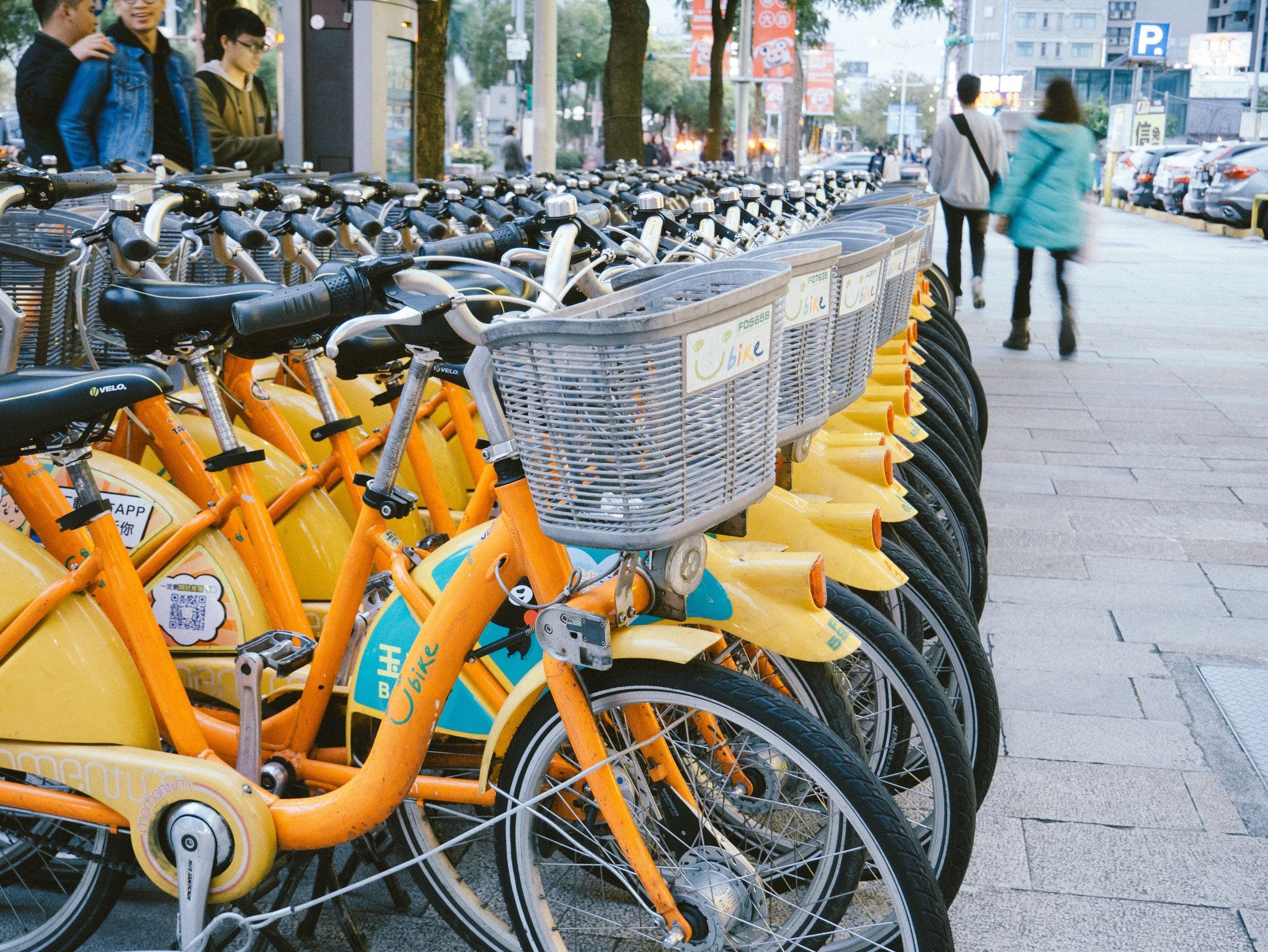 Taipei Taiwan Bike Bicycle