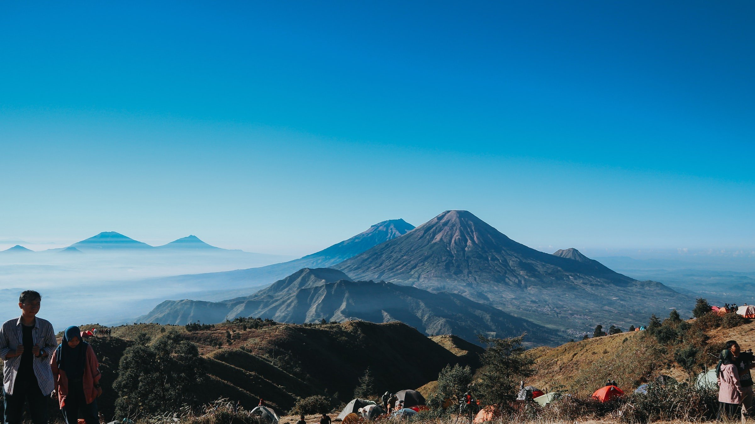 Gunung Prau Indonesia