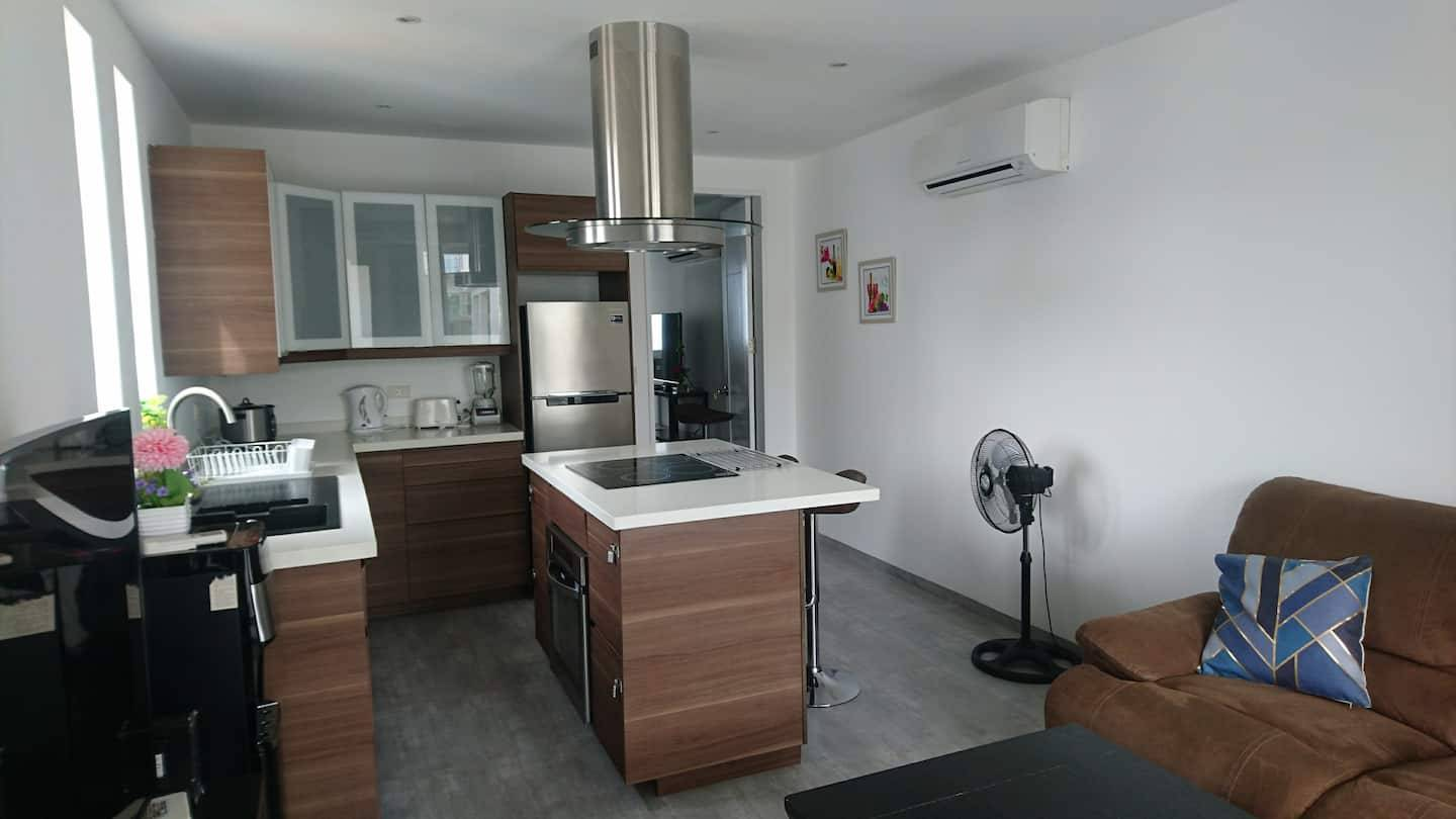 Apartment Bedroom Center Borocay Airbnb Philippines