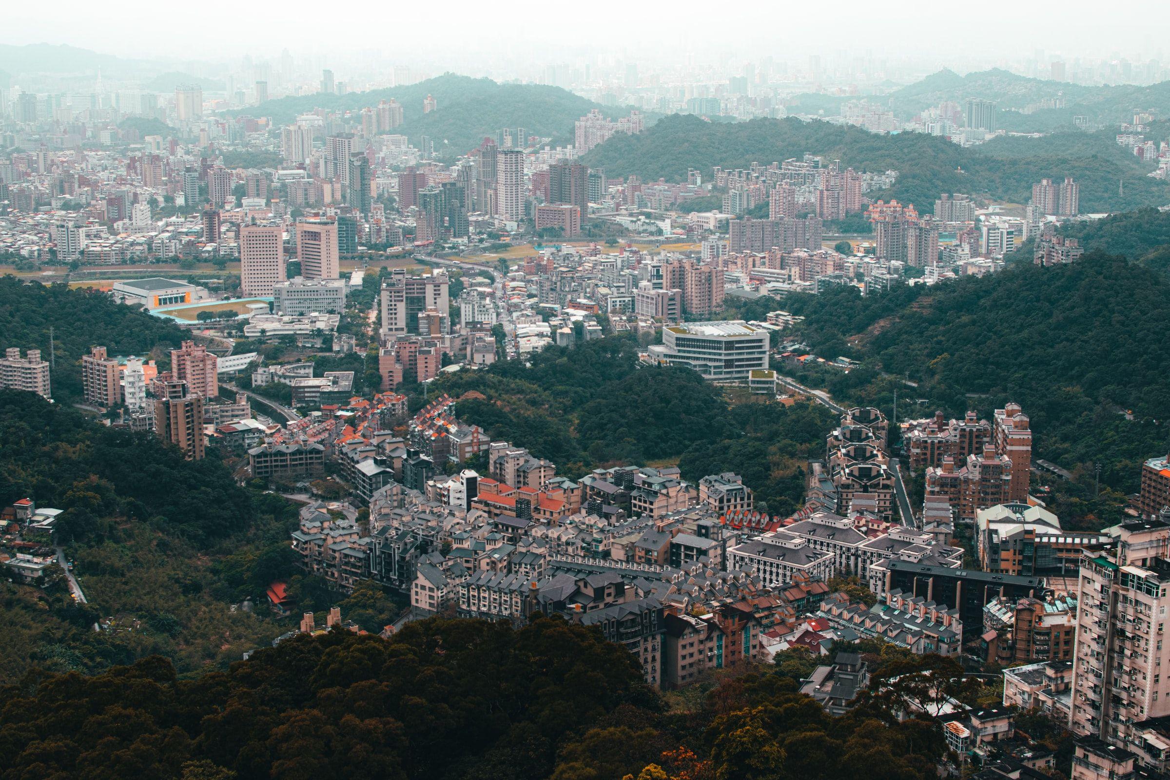 Maokong Gondola Taipei Taiwan