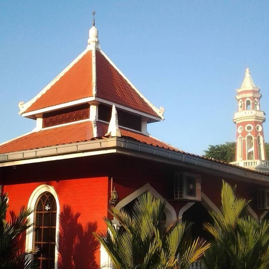 Masjid Jamek, Seremban Mosques