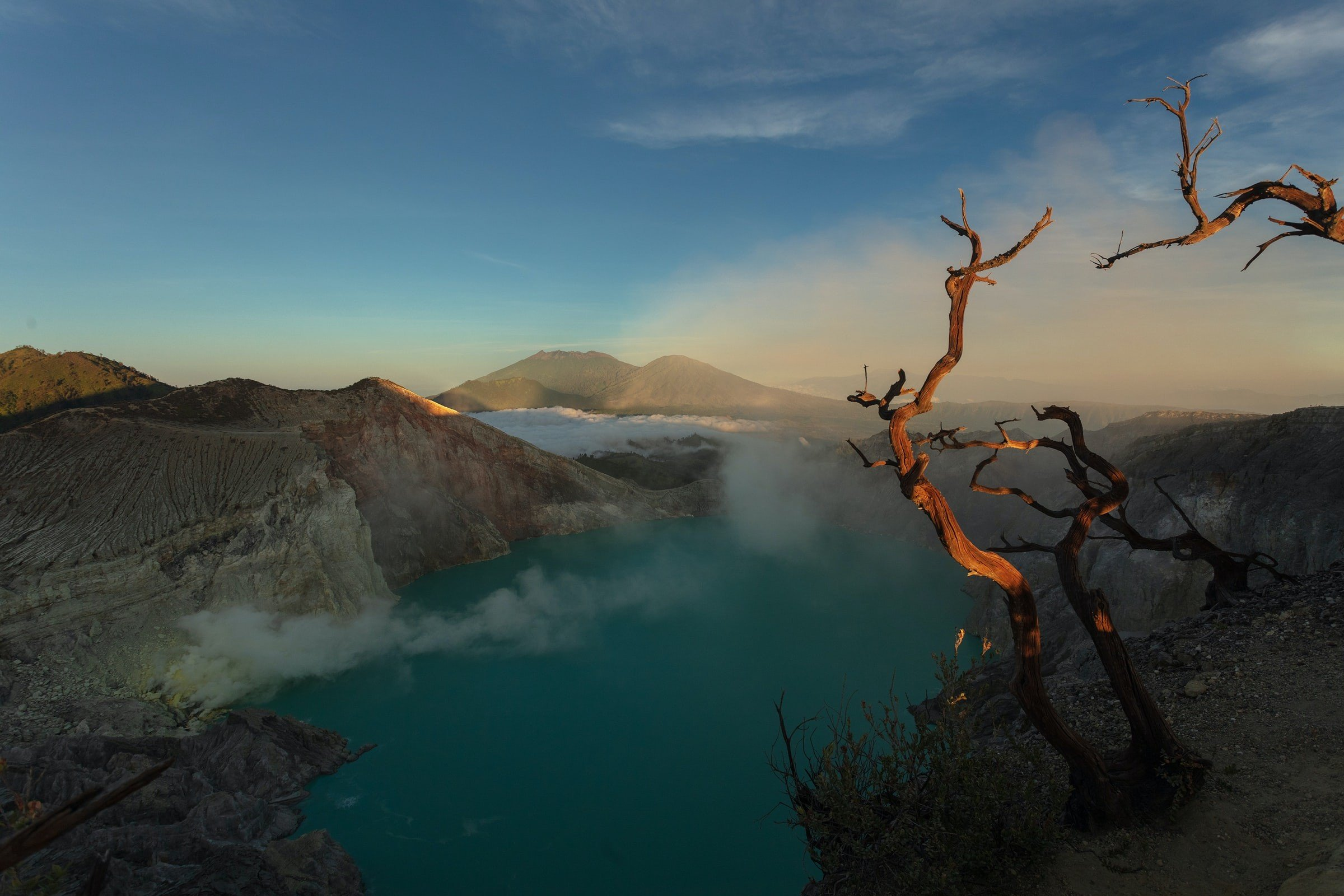 Gunung Ijen Indonesia