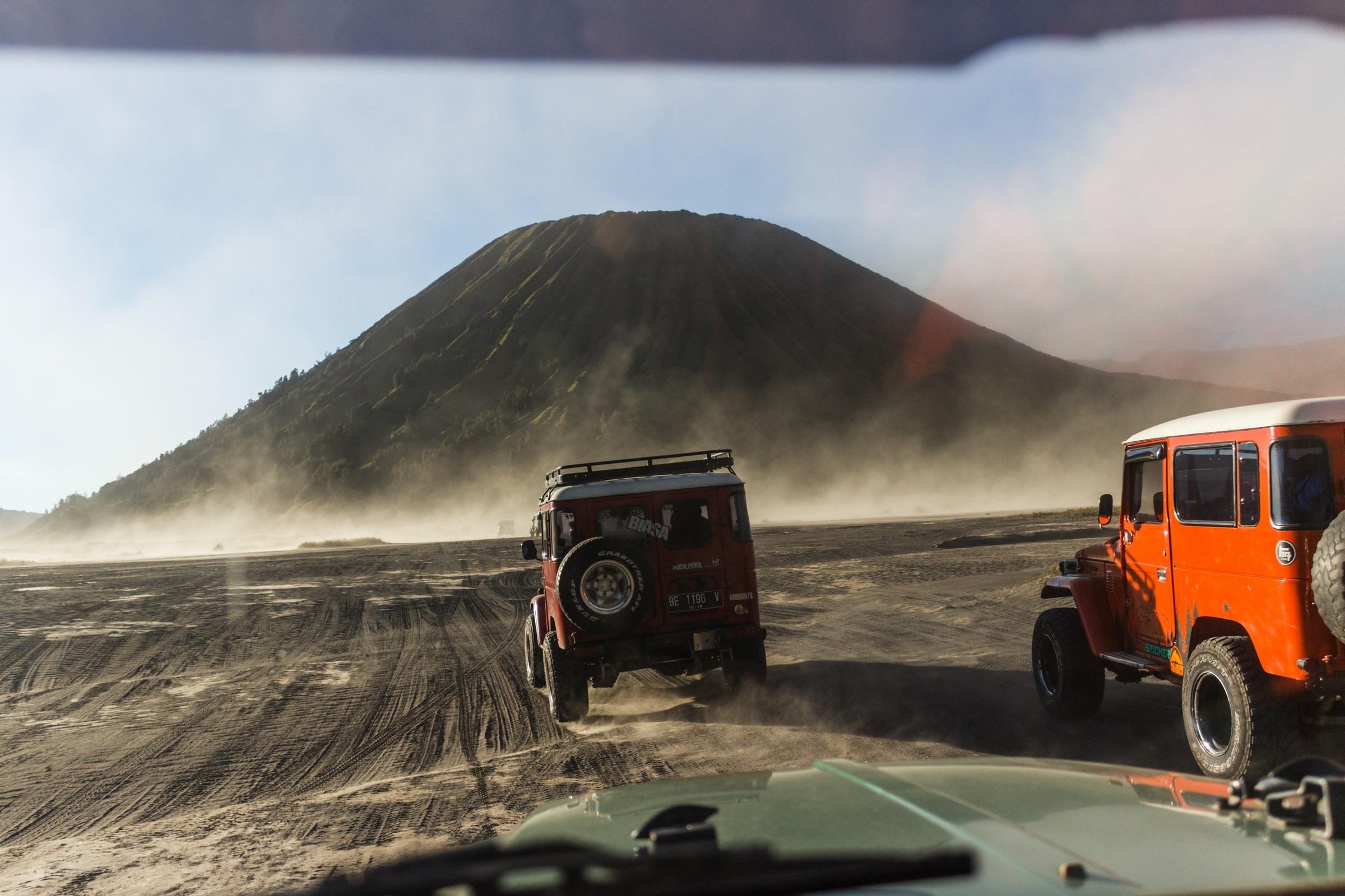 Gunung Bromo Jeep Indonesia