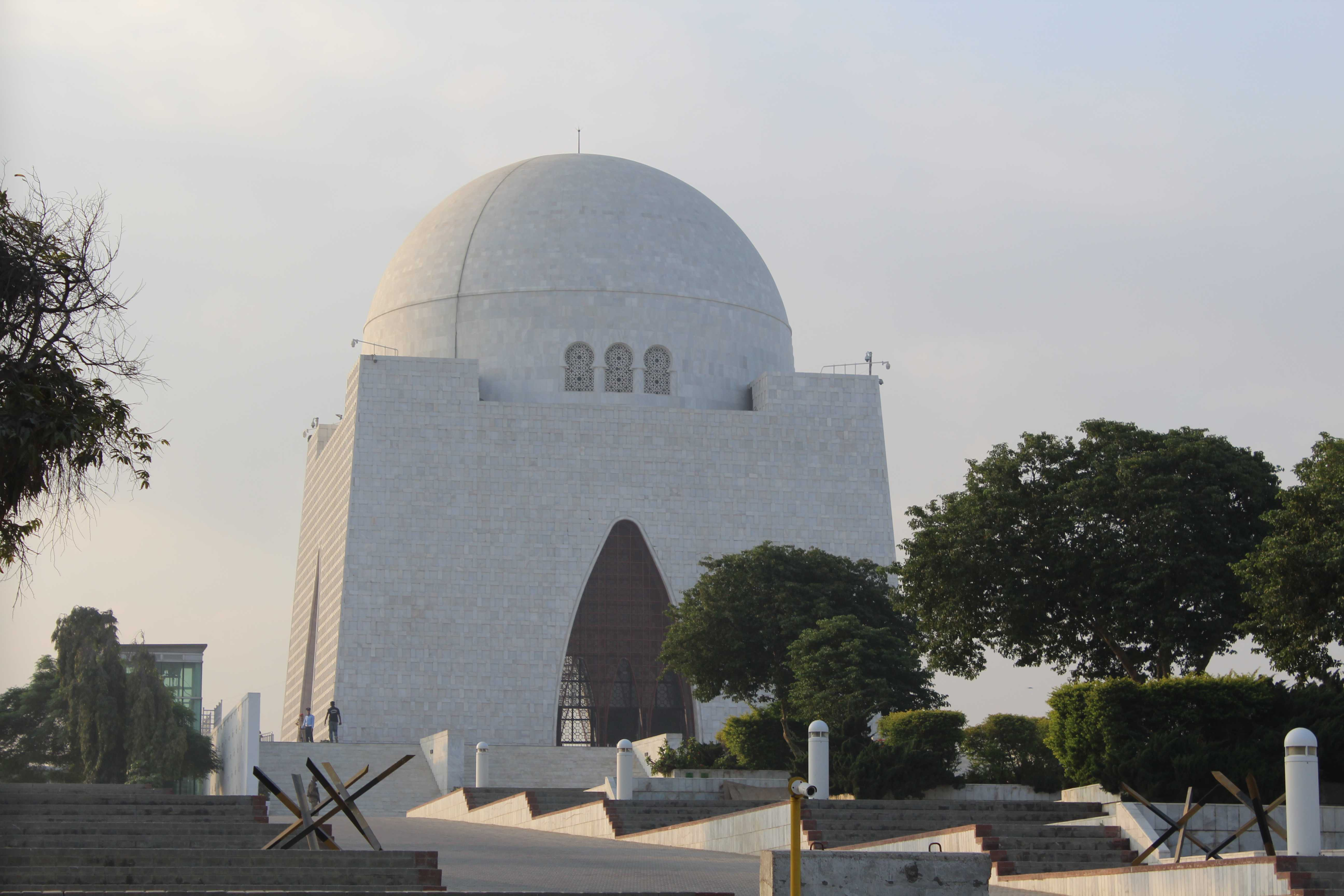 Things to do in Karachi Pakistan Mazare Quiad