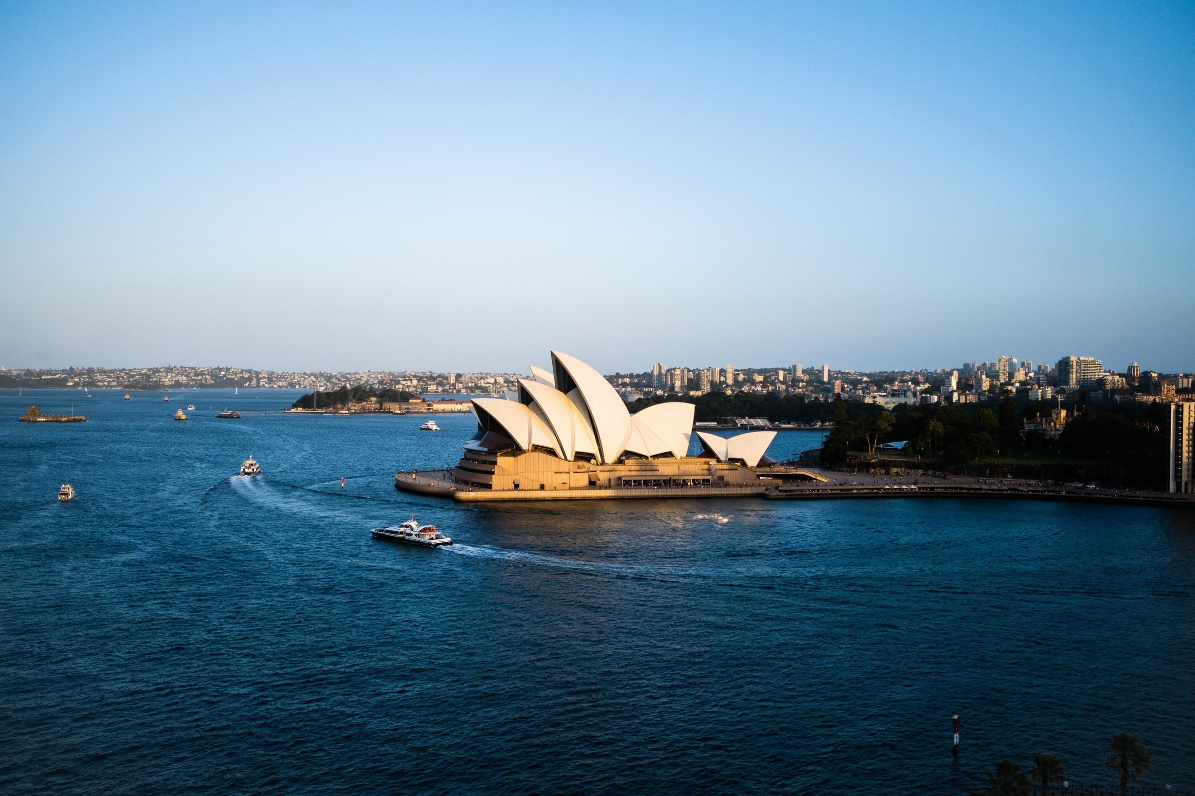 Australa to reopen borders by Christmas Sydney Opera House Travel News Wrap