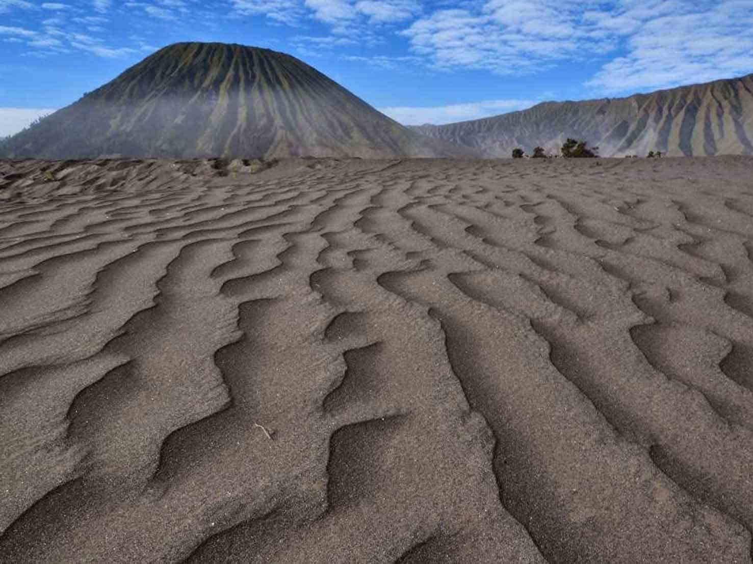 Pasir Berbisik Gunung Bromo Indonesia