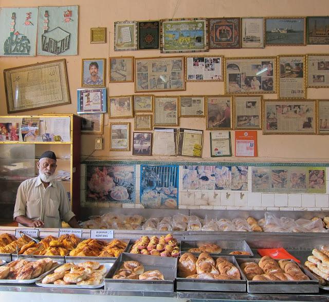 Salahuddin Bakery Halal Johor