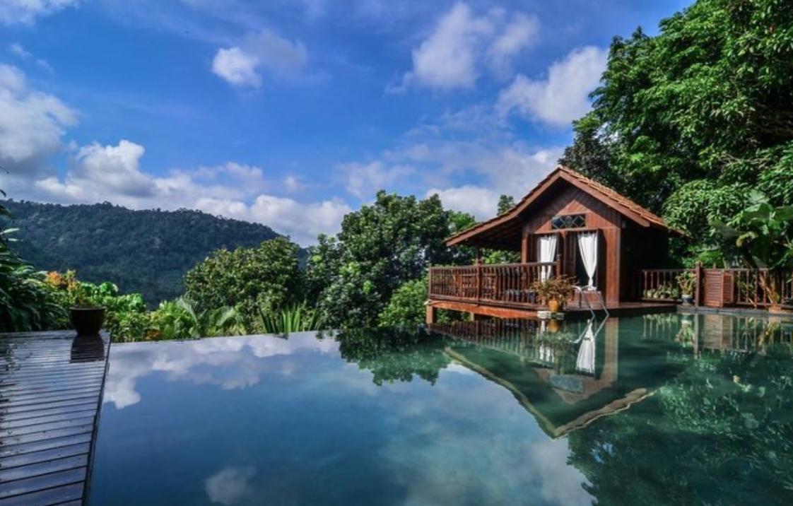 the dusun resort seremban, beautiful resort malaysia