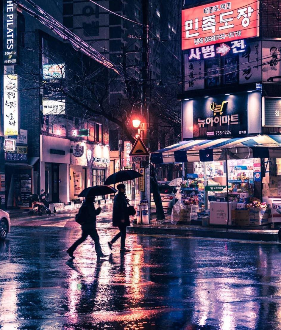 Seomun Market, Daegu Korea