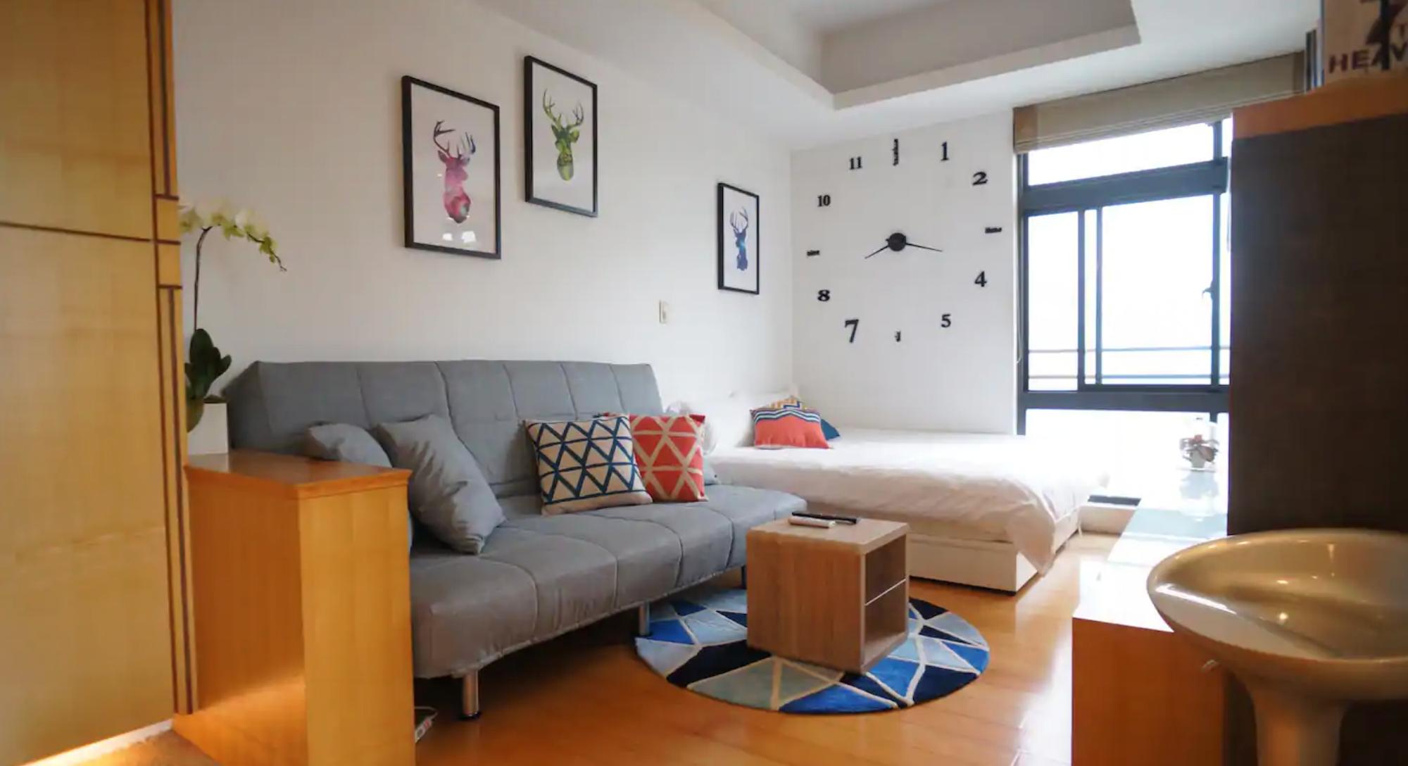 Airbnb Taipei, where to stay in taipei