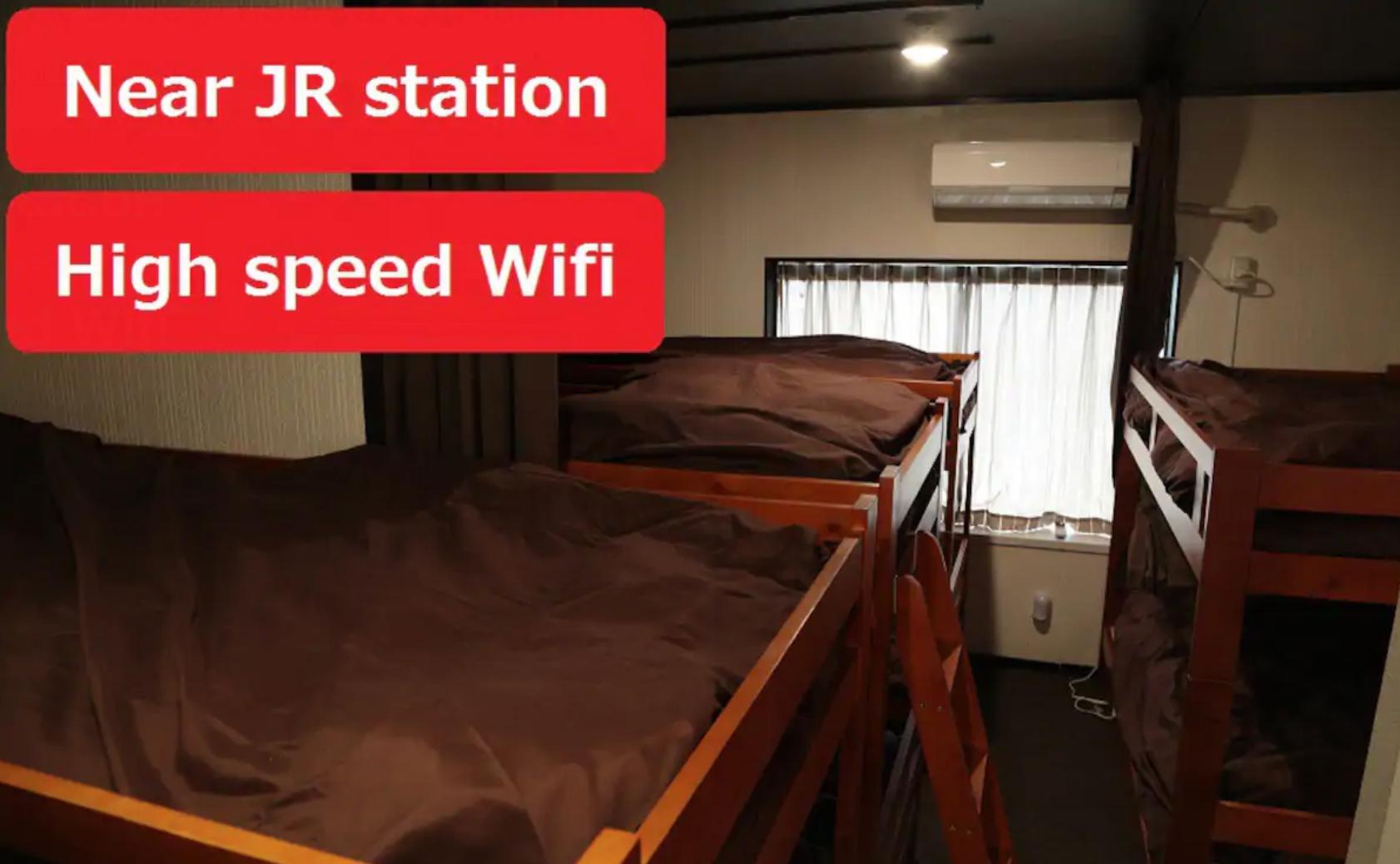 Airbnb Osaka, Japan