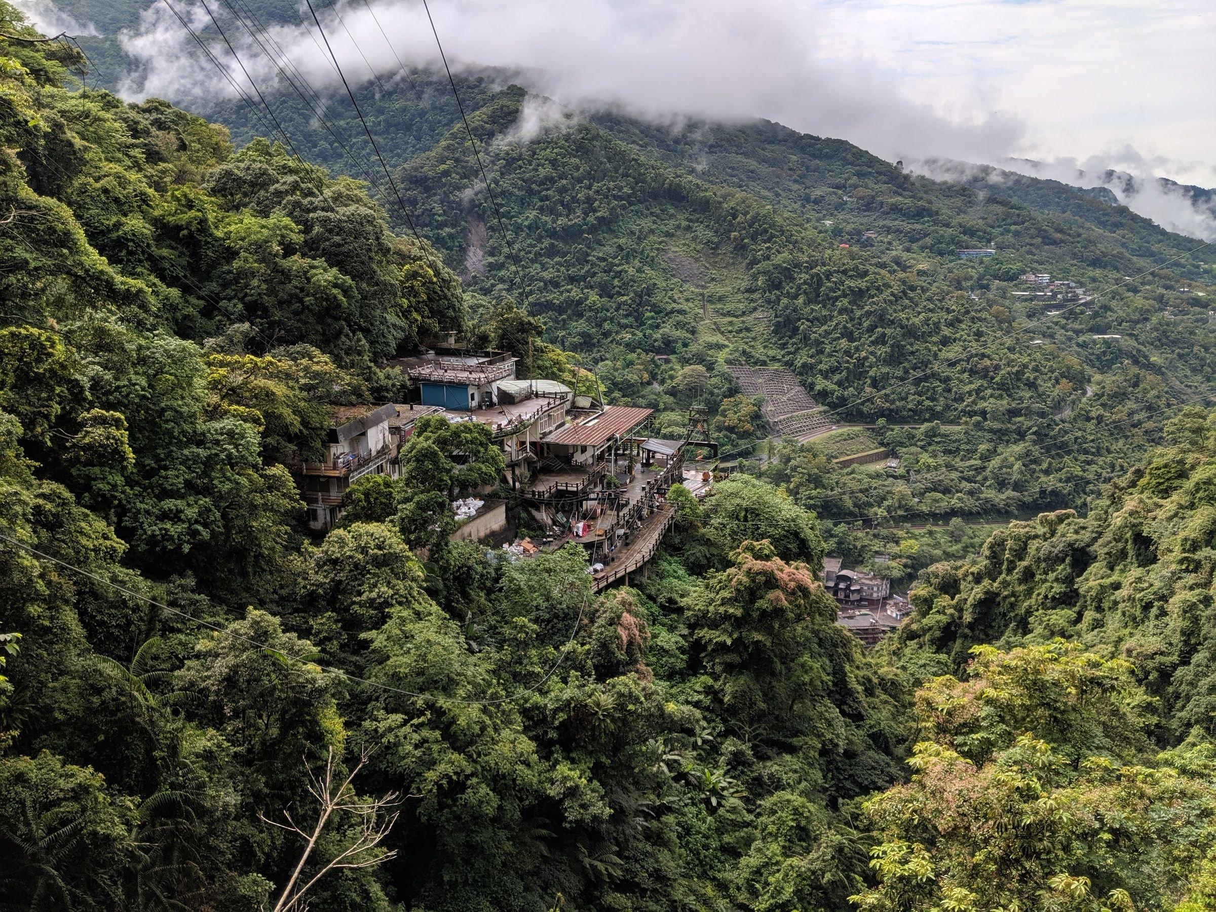 Wulai Taipei Taiwan