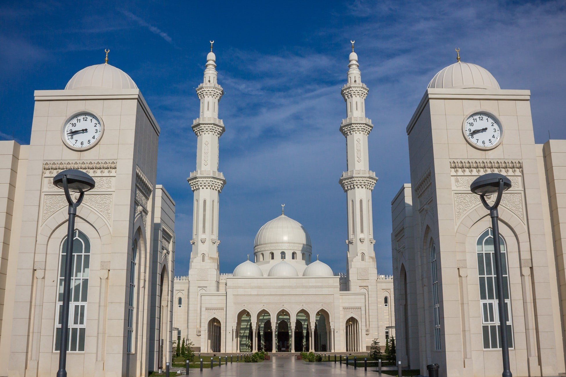 Masjid Sri Sendayan, Seremban Mosques
