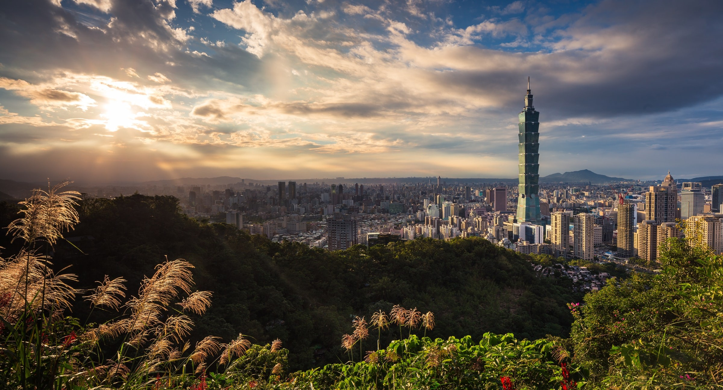 Elephant Mountain Taiwan Taipei