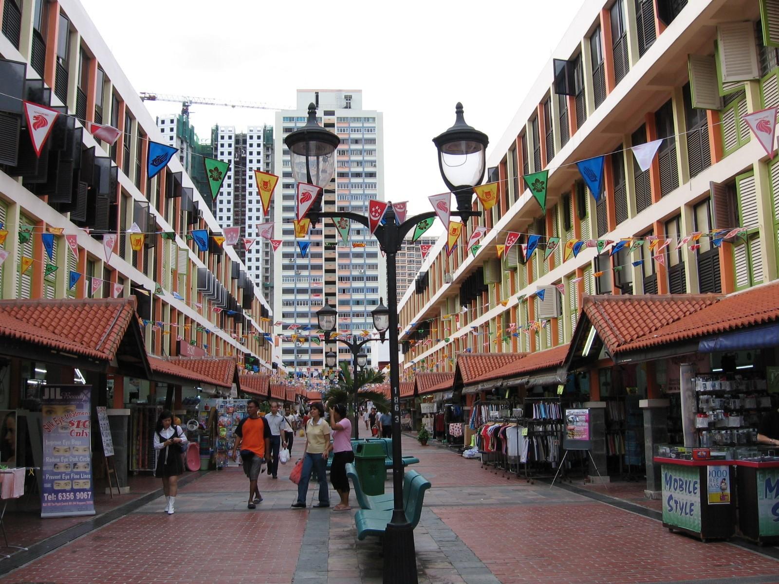 Toa Payoh Town Center