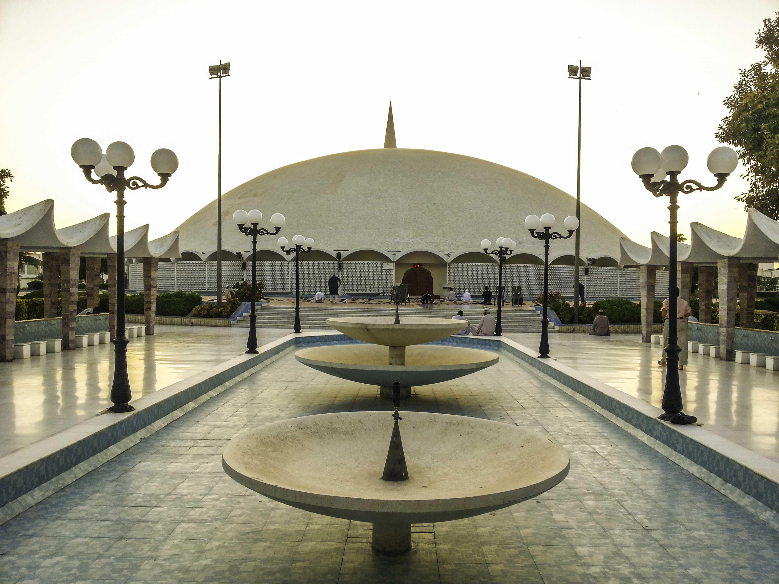Things to do in Karachi Pakistan Masjid e Tooba Mosque Karachi Pakistan