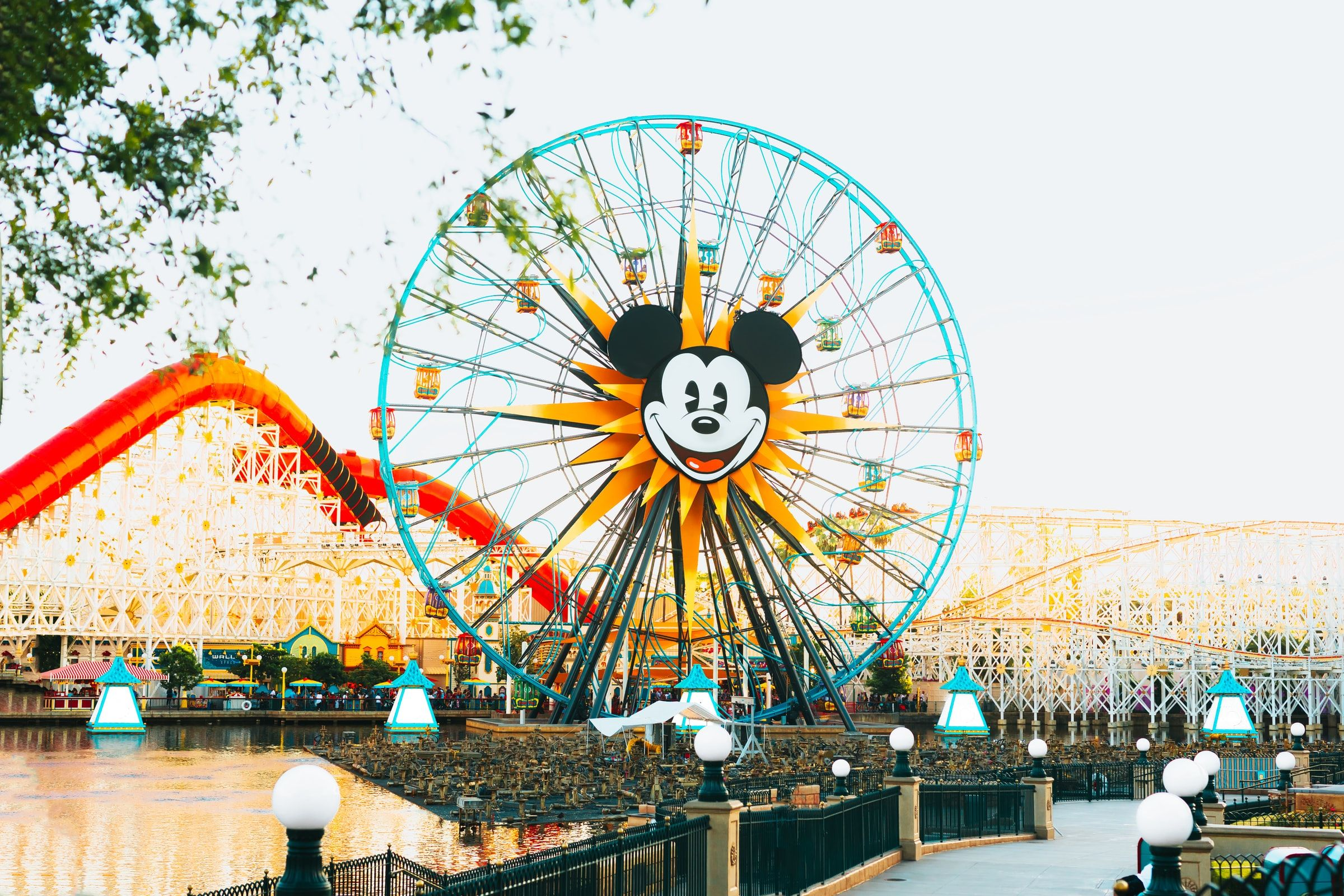 Disneyland Resort California Los Angles