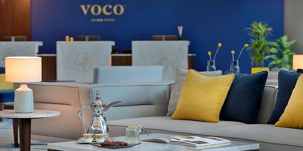 Voco Hotel Saudi Arabia
